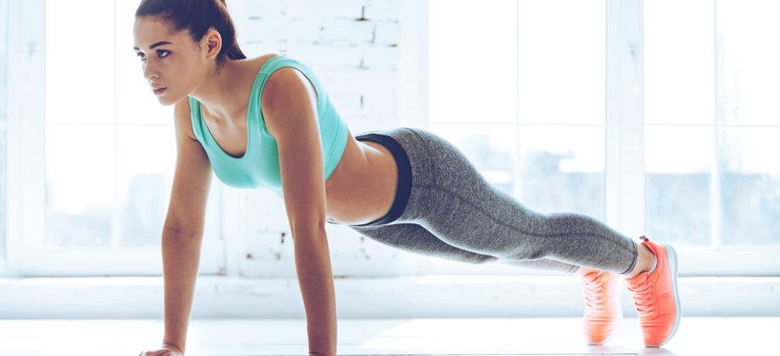 Εξαιρετικές ασκήσεις για τον κορμό σας