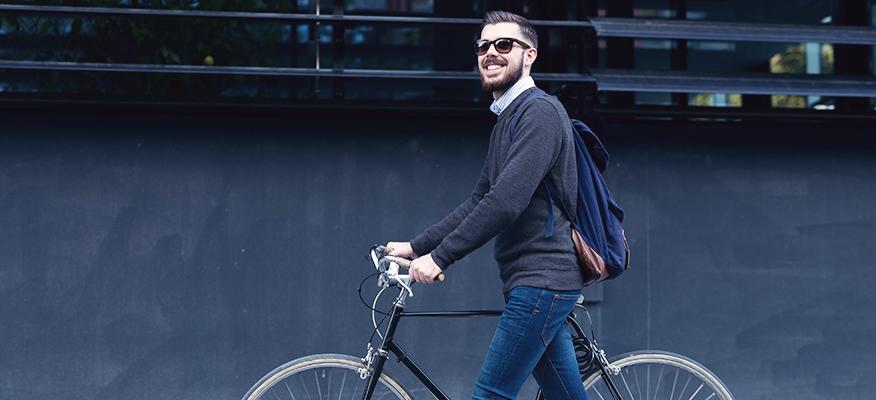Ποδήλατο, η λύση για τη μείωση του στρες;