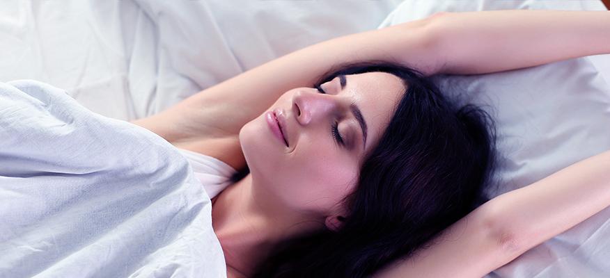 Οι 5 κύριοι λόγοι για να κοιμηθείτε καλά το βράδυ